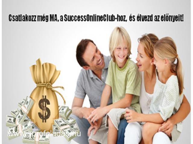 Klubtagsággal jövedelem