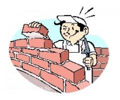 Kőműves munkák