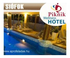 Piknik Wellness Hotel Siófok