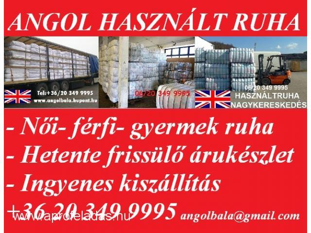 1e573a6c83 Angol használt ruha nagyker. - Diszkont árak! Budapest - Apró feladás