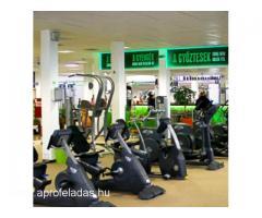KissLife Gym – Fitneszterem - Edzőterem