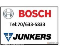 Bosch Kondenzációs kazán csere Budapest