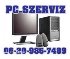 Számítógép javítás, PC szerviz