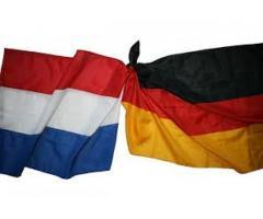 Hollandiai és Németországi betanított munkák