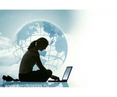 Azonnal kezdhető távmunka az Interneten  folyamatos napi kifizetéssel