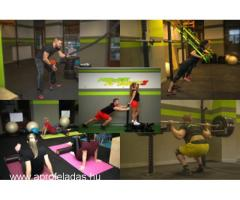 Powerfitness3 - Hozd formába magad!