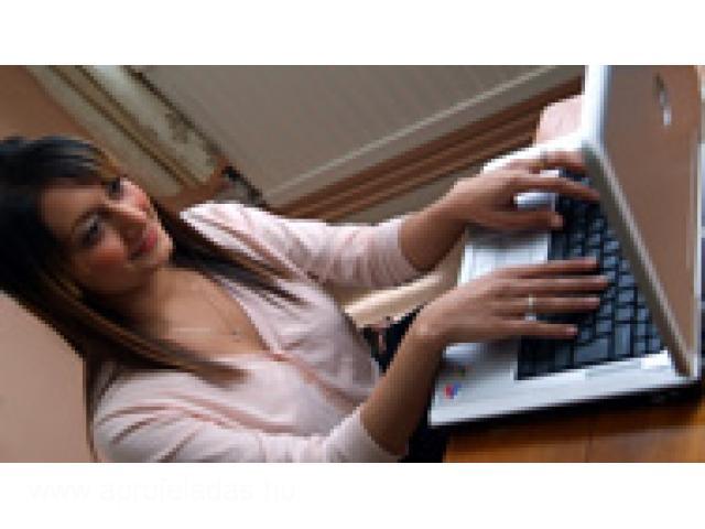 Dolgozzon otthonról napi kifizetéssel az Interneten végezhető távmunkával