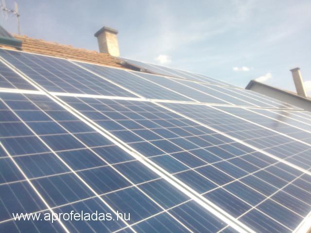 8 kW Solaredge Okos Napelemes rendszer csak Bruttó 2.998.000Ft!