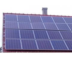 6 kW Német napelemes rendszer