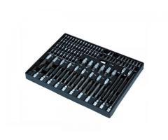 399db-os szerszámos szekrény, szerszámokkal Lincos LN-12399B
