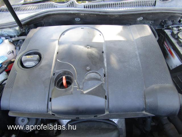 BAG 1.6 FSI Motor, kipróbálható indítható állapotban