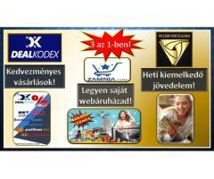 Nemzetközi webáruház munkatársat keres!