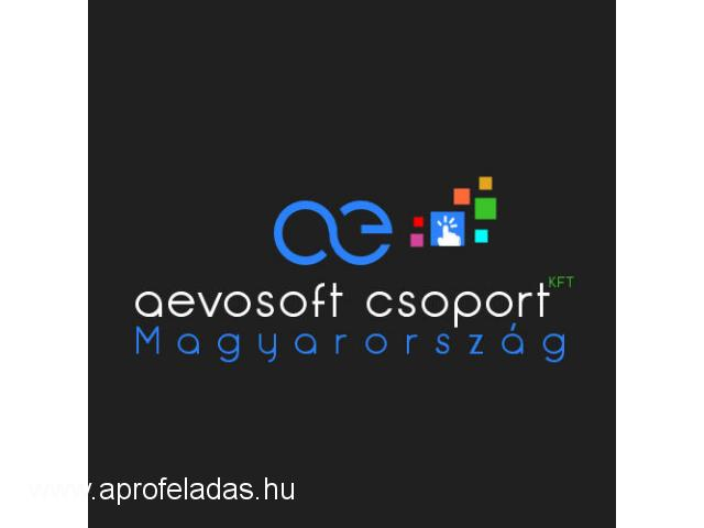 Honlapkészítés, webfejlesztés