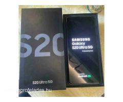 Samsung Galaxy S20 128GB = €400 , Samsung S20+ 128GB = €420 , Samsung S20 Ultra 128GB = €450