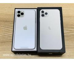 Apple iPhone 11 Pro 64GB költség €400,iPhone 11 Pro Max 64GB költség €430,iPhone 11 64GB - €350