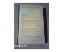 Budapesti Szemle  LXX. kötet  -  1892.