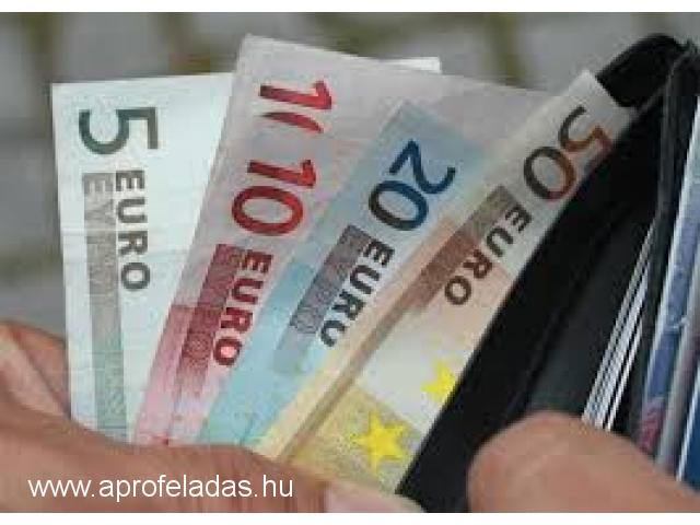 Megoldás a pénzügyi probléma