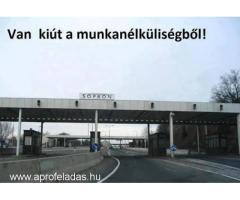 LEGÁLIS   MUNKA   KÜLFÖLDÖN