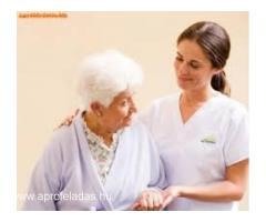 Munkalehetőség ápolónők, egészségügyi nővérek és aszisztens